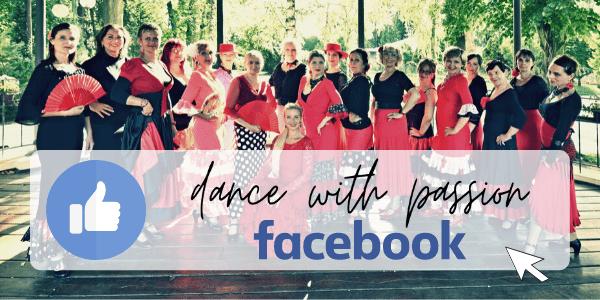 facebook tanečnice flamenka